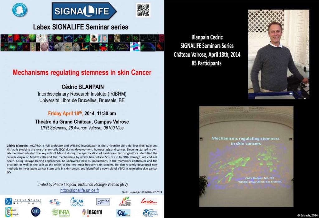 Cédric-Blanpain-Affiche-SIGNALIFE-seminar-series-2-768x1024