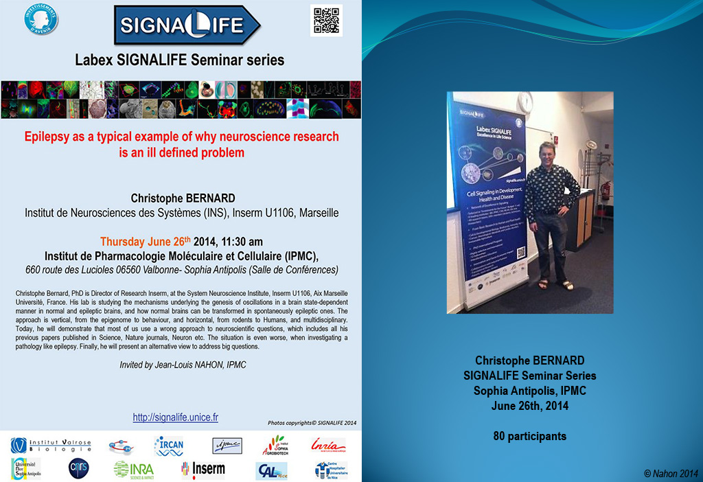Christophe-Bernard-SIGNALIFE-Seminar-Series-June-26th-2014