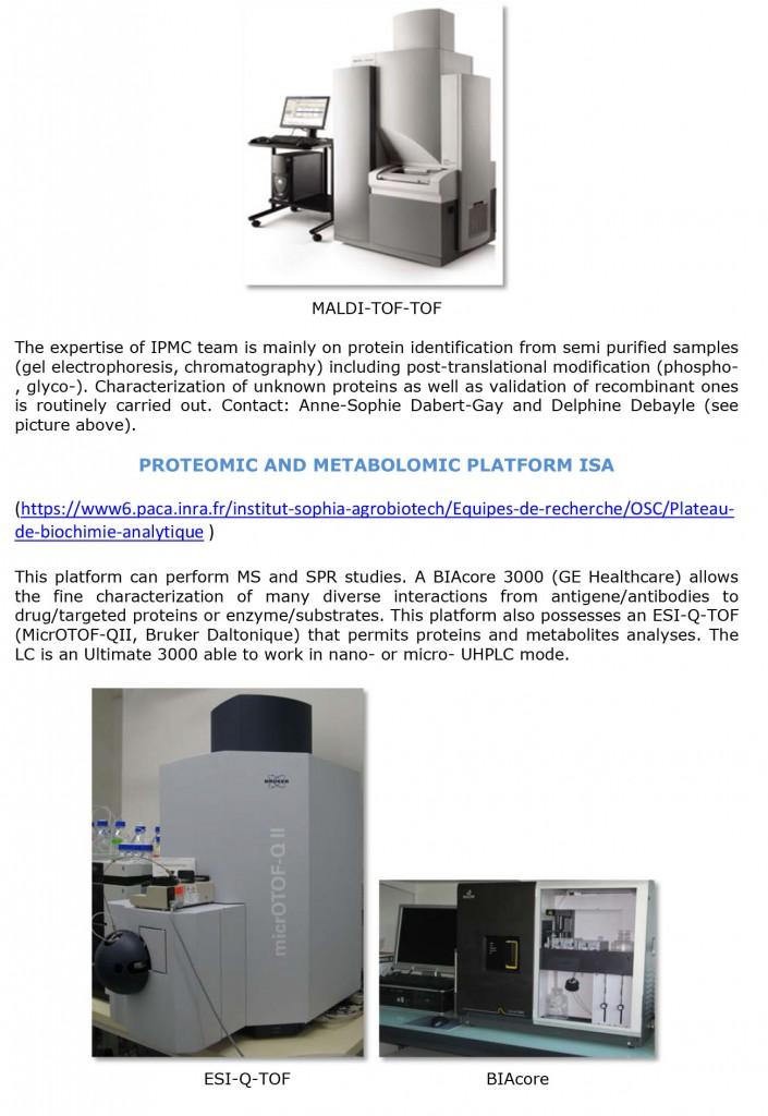 Microsoft Word - Proteomics and metabolomics