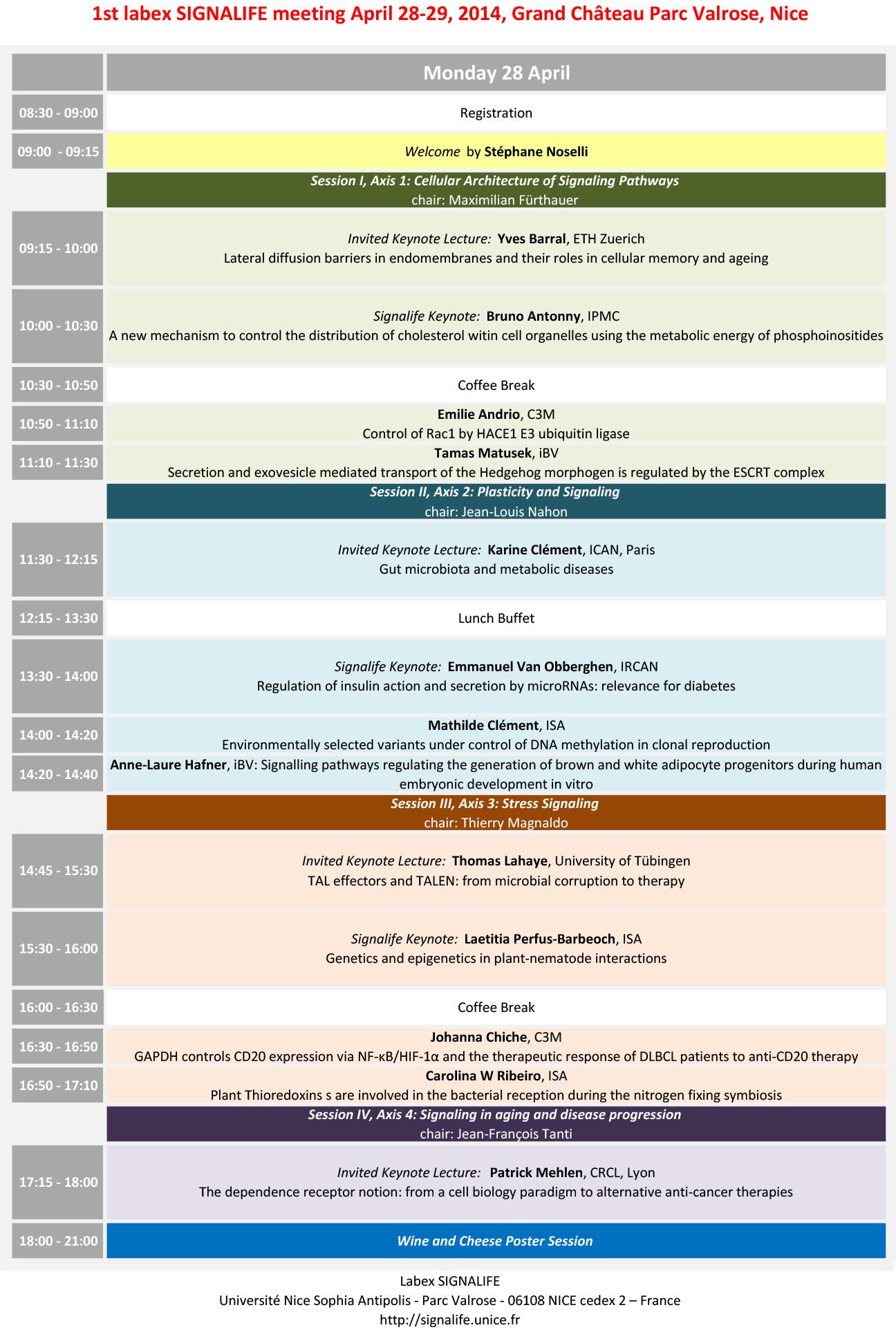 Program Overview OK-1