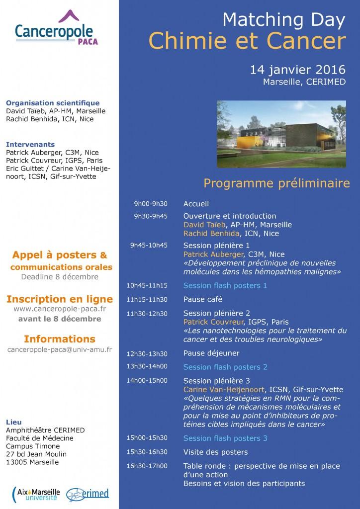Chimie et Cancer_Programme préliminaire_V2