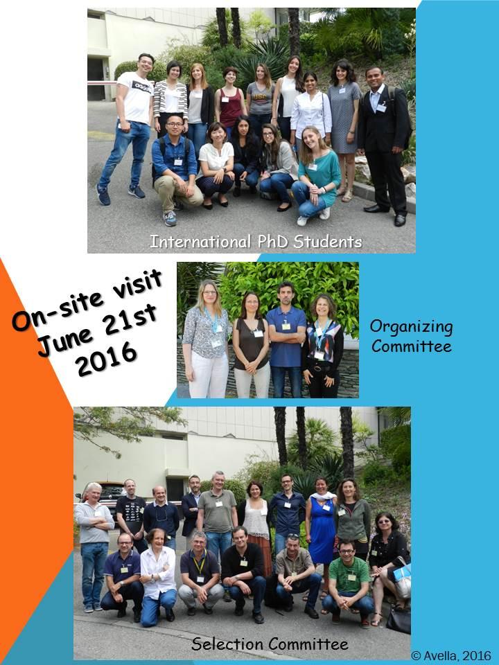 21st June 2016 on site visit 1