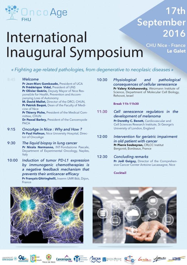 Inaugural Symposium FHU OncoAge