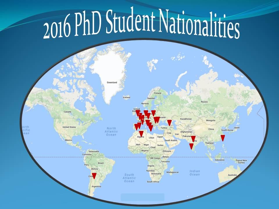 2016 PhD Students identité