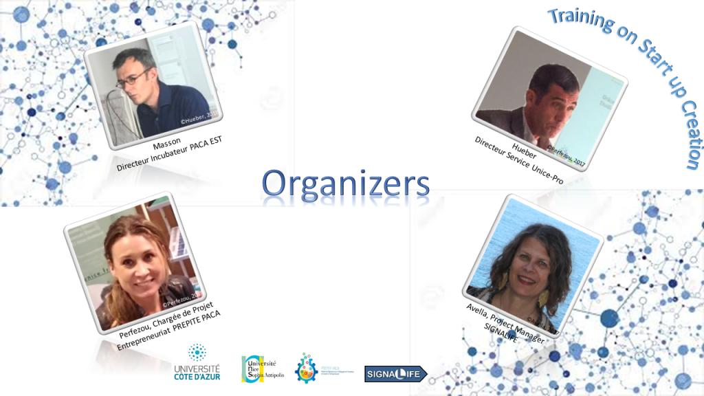 Organizers